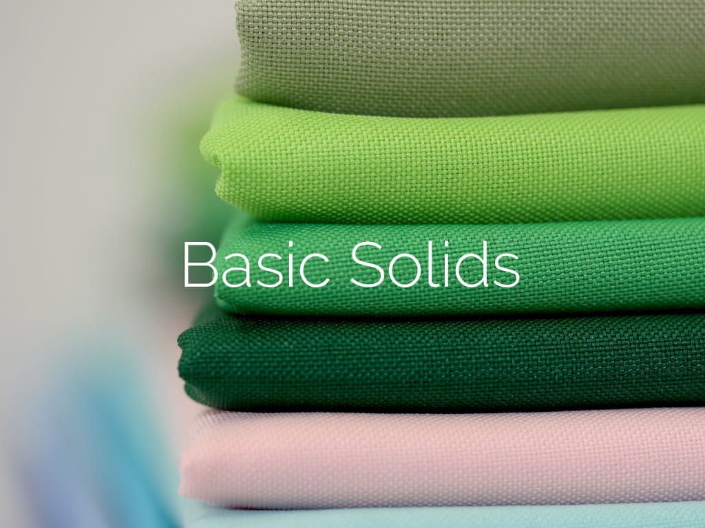 Basic Solids