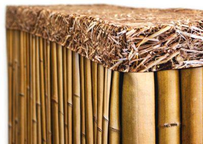 Bar Cover - Bamboo Bar / Hay Cap