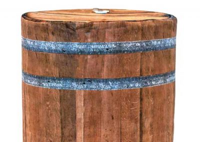 Barrel Cover - Wine Barrel