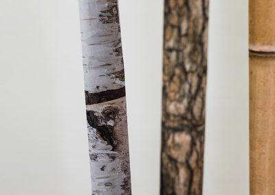 Pole Cover - Birch