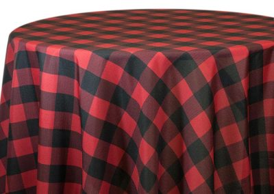 Buffalo Check - Red