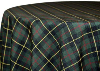 Scottish Plaid - Hunter