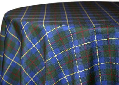 Scottish Plaid - Navy