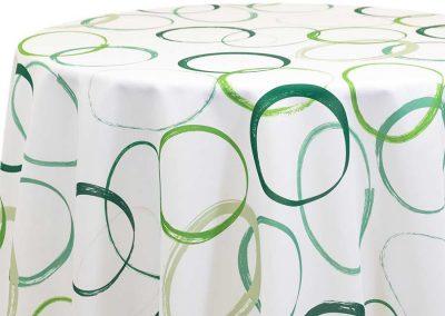 Grunge Circular - Green