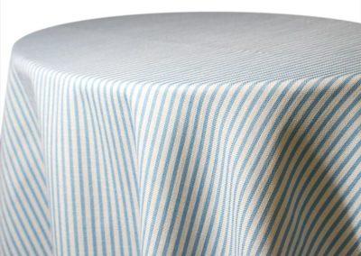 Morgan Stripe - French Blue