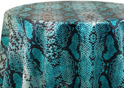 Rattle Snake - Turquoise