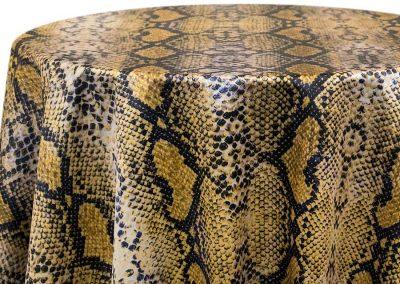 Rattle Snake - Yellow