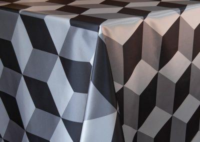 Cubes Grey