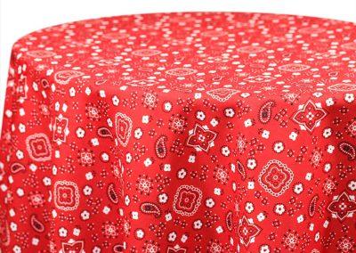 Bandana - Red 502