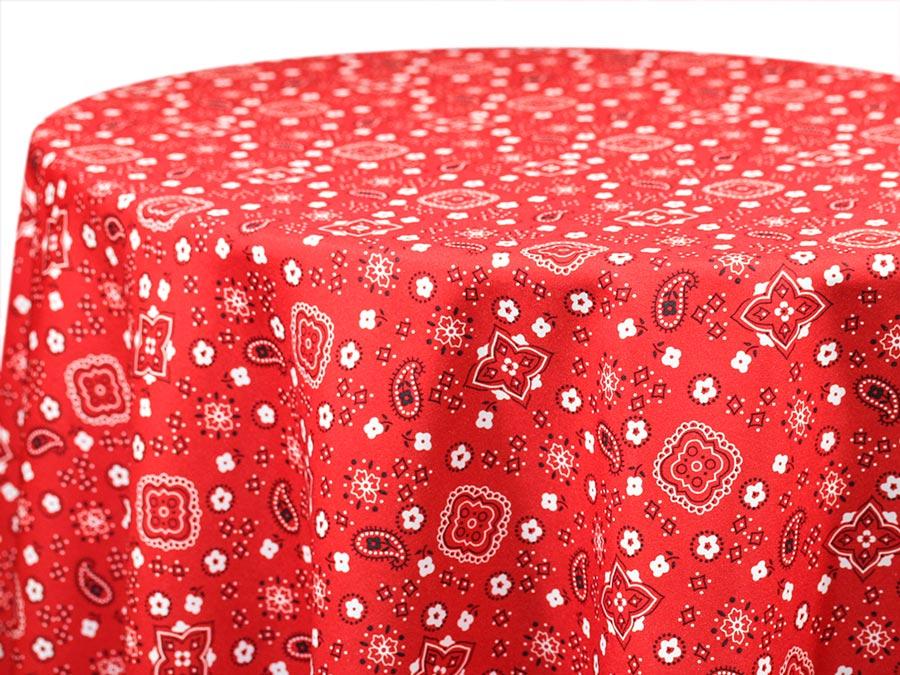 Bandana Red 502