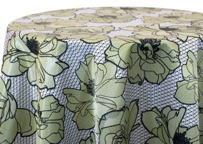 Big Lace Floral - Clover