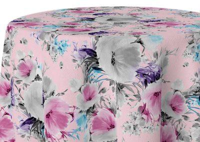 VIntage Floral - Light Pink