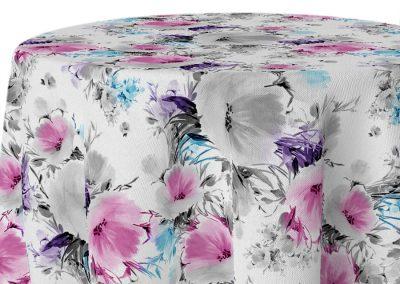 VIntage Floral - White