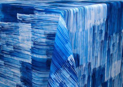 Scribble - Blue