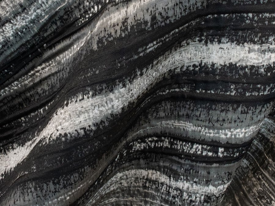 Shibori Stripe